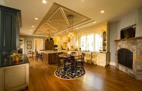what elements define an eclectic kitchen design design