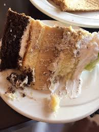 4 layer cake tres leches cheesecake flan chocolate cake yelp