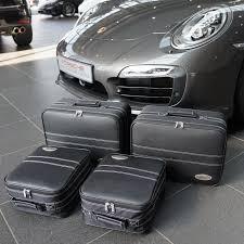 Porsche 911 Back Seat - roadsterbags for porsche 911 996 and 997 toplift u2013 open sky