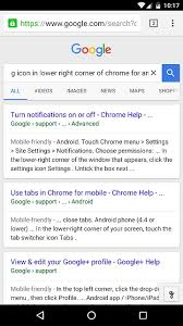 chrome for android app shortcut in chrome for android android forums at