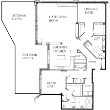 house plans with butlers pantry cress center jst architects amazing funeral home floor plans