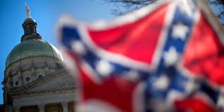 Colors Of The Confederate Flag Confederate History Month An Embarrassing Abomination Huffpost