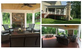 porch design award winner west chester pa archadeck outdoor living