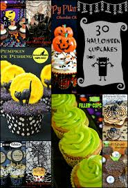 halloween cupcake ideas 30 spectacularly spooky halloween cupcake ideas