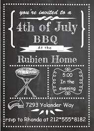 Invitation Card For Reunion Party 4th Of July Party And Patriotic Invitations For New Selections 2017