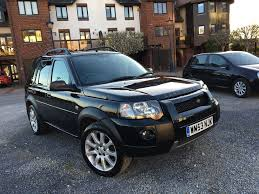 2004 land rover freelander td4 sport s w low mileage f s h nice