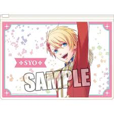 Sho Clear cdjapan uta no prince sama color clear pouch marching band