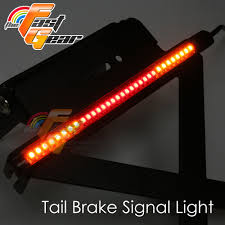 Motorcycle Led Strip Lights by Tail Rear Integrated Indicator Brake Led Strip Bar Light For