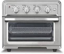 COUNTERTOP AIR Fryer Toaster Oven Brushed Stainless Table Top Non
