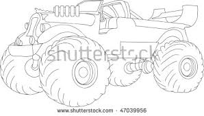 monster truck isolated stock images royalty free images u0026 vectors