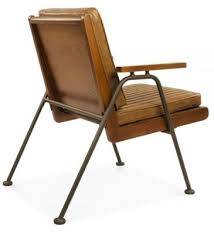 Vintage Brown Leather Armchair Brown Leather Vintage Armchair Online Reality