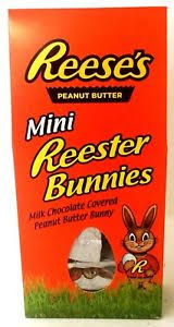 reese s easter bunny reese s mini bunny milk chocolate peanut butter easter gift boxed