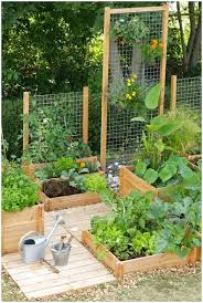 backyards beautiful small vegetable garden plans 117 backyard