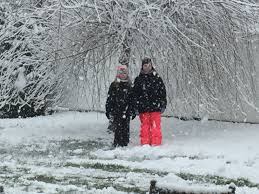 Photos Of Snow Snowfall Totals Who Got 8 Inches Of Snow Sunday Chicago Il Patch