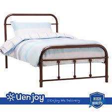 Antique Metal Bed Frame Antique Metal Bed Ebay