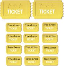 free dress pass clip art at clker com vector clip art online