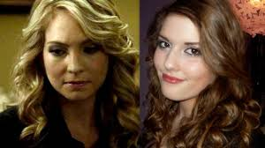 vire diaries hairstyles caroline caroline forbes hairstyle fade haircut