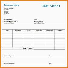 9 employee timesheet template nypd resume