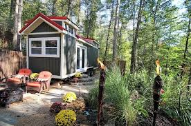 Tiny Homes For Rent Luxury Tiny House For Sale On 2 5 Acres Near Asheville Nc