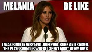 memes about melania trump plagiarizing michelle obama hiphopdx
