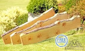Decorative Wooden Shelf Edging Makarios Decor Wood Slab Natural Live Edge Wood Slab