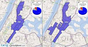 New York State Assembly District Map by New York State Senate District 29 2001 2011 Comparison
