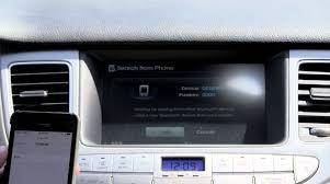 hyundai genesis bluetooth setup how to sync iphone to a 2014 hyundai genesis via bluetooth