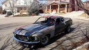 68 mustang restomod 69 mustang 427 turbo restomod drive
