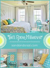 Teal Teen Bedrooms - bedroom ideas for teenage girls teal and yellow gen4congress com