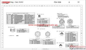 kenworth t660 headlight wiring diagram wiring diagrams