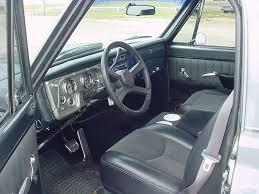 Chevrolet C10 Interior 1968 Chevrolet C10 Autotrends