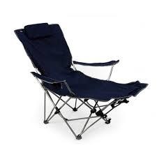 Armchair Sports The Mac Sports Reclining Armchair In Midnight Blue