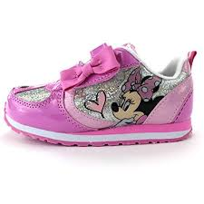 minnie mouse light up shoes minnie mouse girls pink lighted sneakers shoes light up shoes