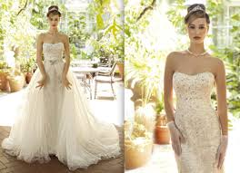 create your own wedding dress demetrios favorite dress of the week style 563
