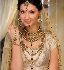 gold jewellery sets designs for bridal 2014 2015 jpg