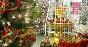 best christmas decorations los angles best christmas trees decor showroom aldik home