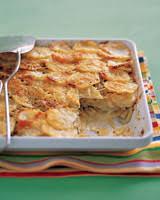 thanksgiving potluck recipes martha stewart
