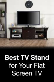 6 tips for choosing best tv stand for your flat screen tv