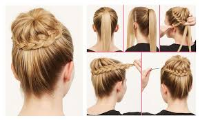 cool step by step hairstyles quick hairstyles for how to do hairstyles step by step how to make