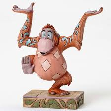 jim shore disney king louie from jungle book clearance king
