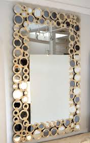 mirror frame decorating ideas decorating ideas good looking image of rectangular gold glass