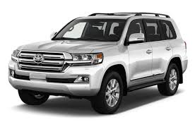 toyota suv 2016 toyota land cruiser look review motor trend