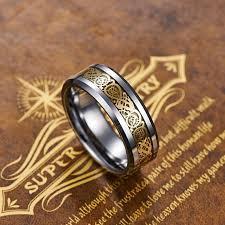 engraved men rings images Mens wide rings 6mm 8mm wide band ring mens engraved tungsten ring jpg