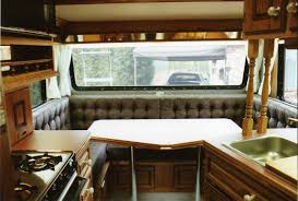 motor home interior motorhome renovations rear view with new interior precision coach