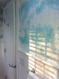 bathroom design boston christine tuttle interior design boston ma nautical chart wall