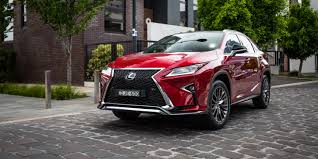 lexus hatchback price in india 2017 lexus rx200t f sport review caradvice