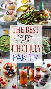 best patriotic recipes for your 4th of july party easy healthy