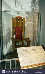 Tennessee Electric Chair Electric Chair Crime Fighter John Walsh U0027s Museum Of Crime And