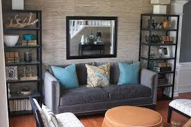 bryn alexandra grasscloth living room project