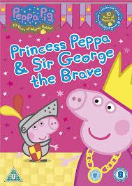 peppa pig princess peppa volume 11 dvd amazon uk unknown